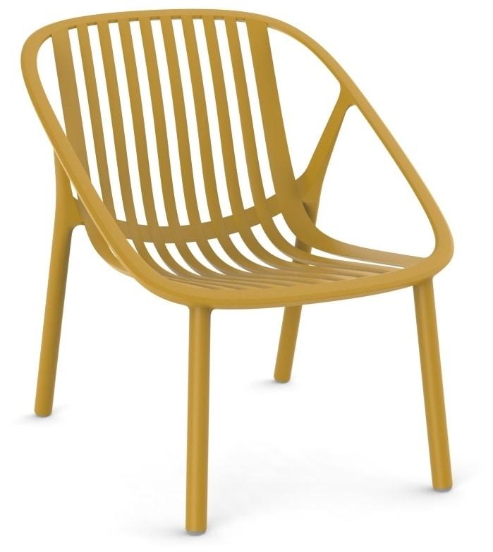 Dehors, Weatherproof polypropylene chairs
