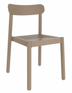 Elsa, Chair in resistant polypropylene