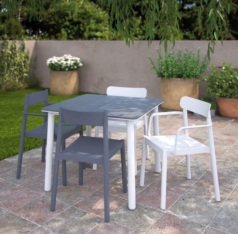 Elsa, Chair in resistant polypropylene