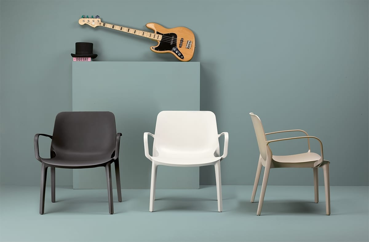 Stackable Outdoor Lounge Chair Idfdesign
