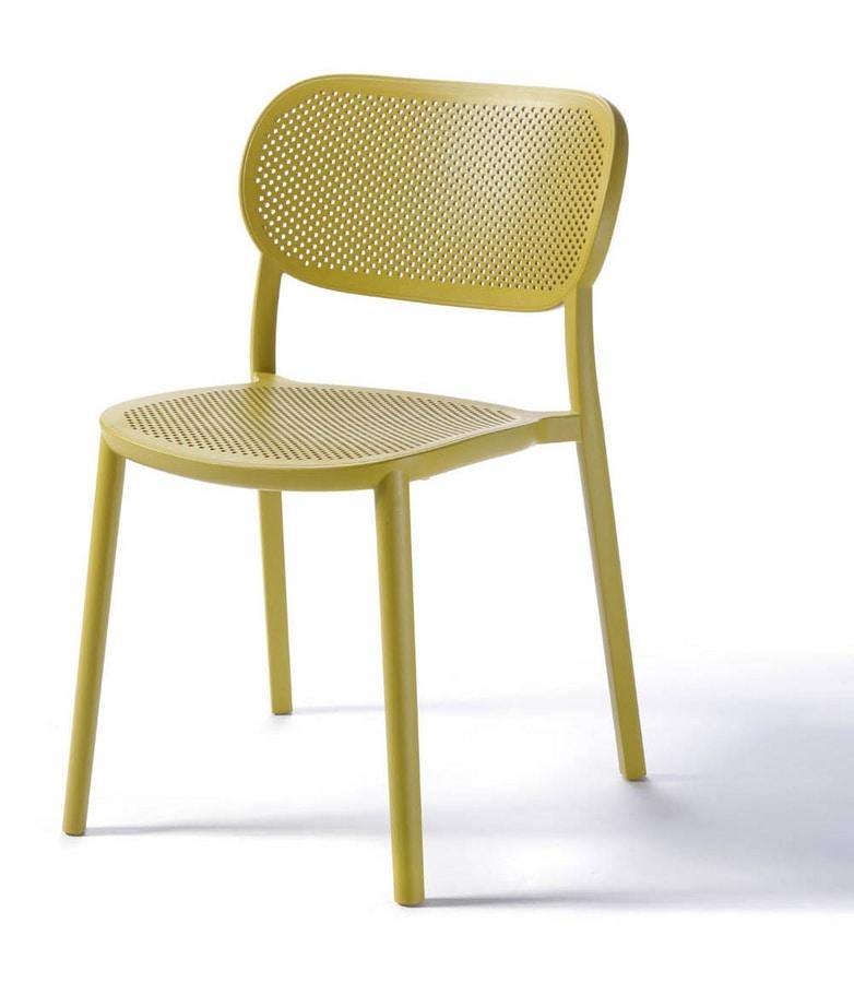 Nuta, Plastic chair