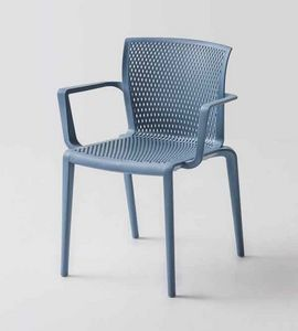 Spyker B, Stackable chair for bars and restaurants