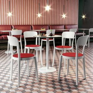 Torre, Stackable polypropylene chair