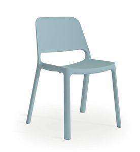 UF 856, Multifunctional plastic chair