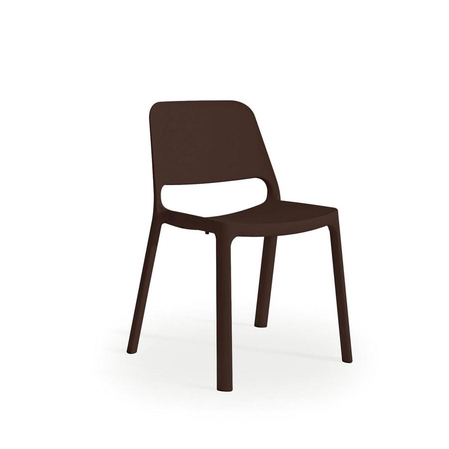 UF 856, Multifunctional plastic chair