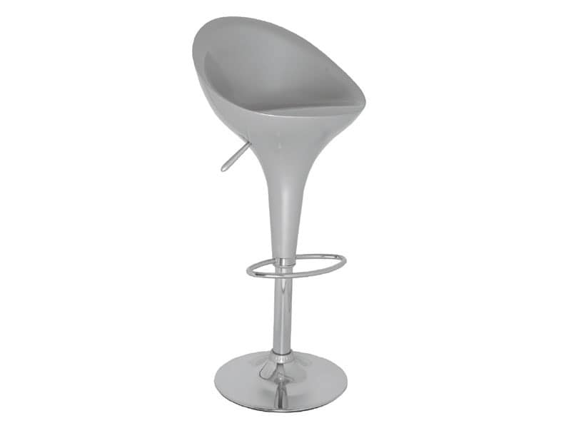 SG 029, Modern stool with gas lift, in various colors