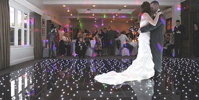 Starfloor, Removable platform for discos and parties