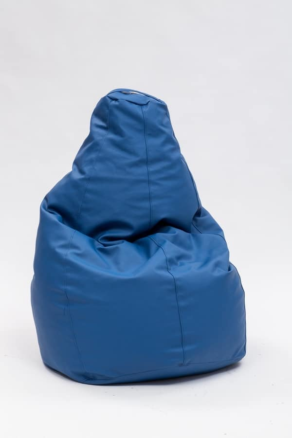 Art. 832 Molly, Bag pouff, covered with removable faux leather