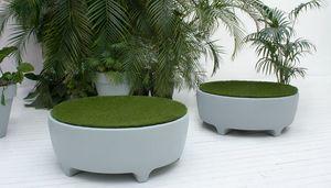 Oasis, Multi-purpose bench for garden