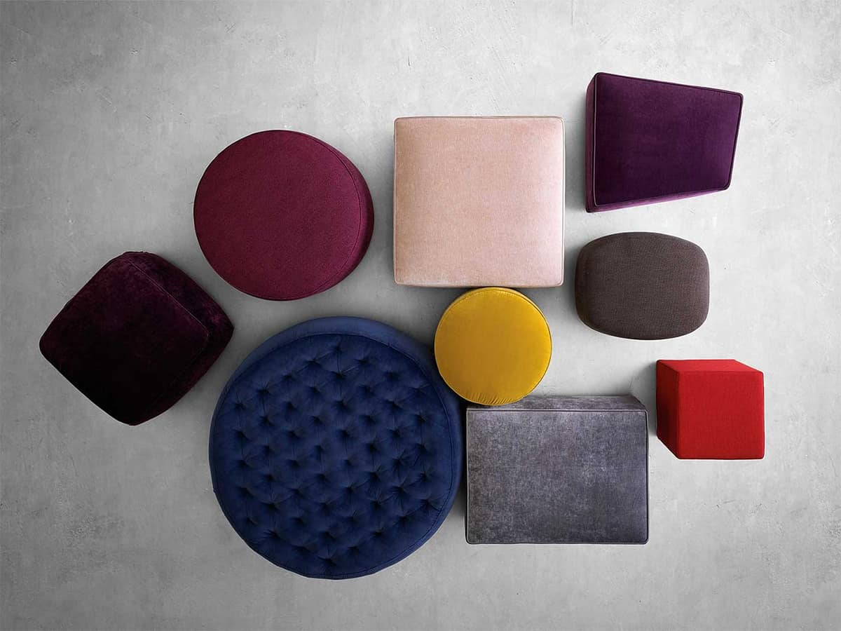 Pouf, A world of Pouf