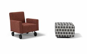 QQ, Pouf convertible into an armchair