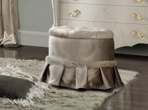 Art. 409, Round container pouf