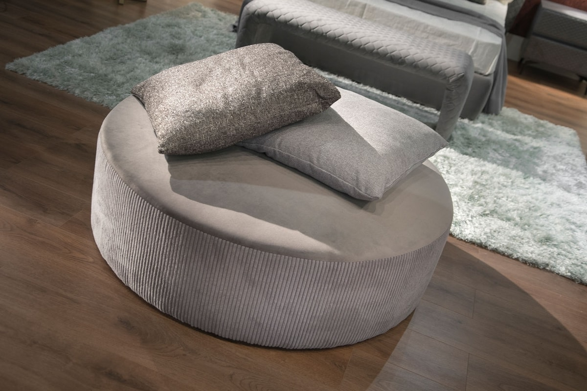 Art. NS0002 - NS0008, Round pouf
