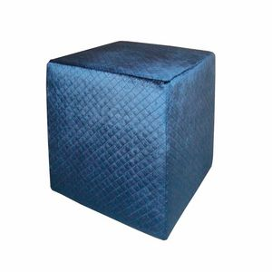 Art. NS0006, Square quilted pouf