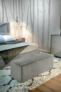 Art. NS0007, Upholstered pouf