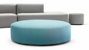 Belt pouf, Outdoor pouf in rubber