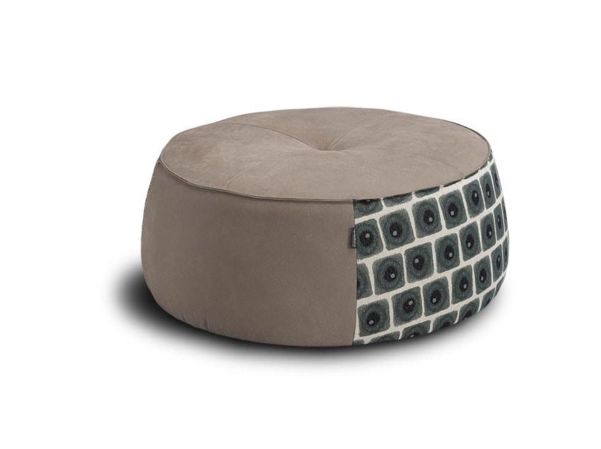 Cakepop, Soft and round pouf