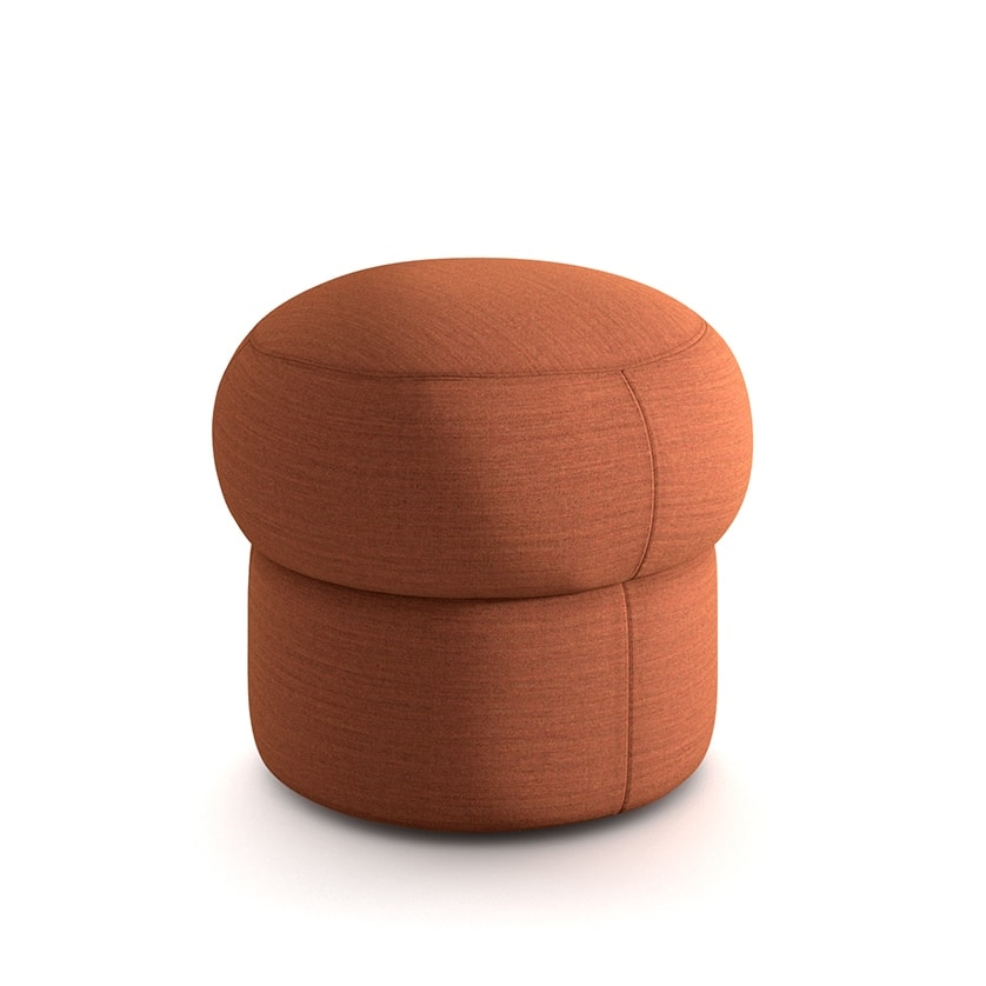 Cèpe XS, Small padded pouf