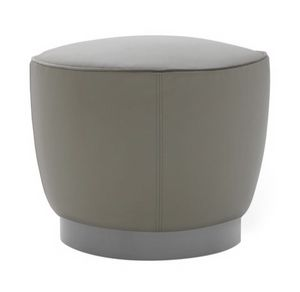Diadema 04010-11, Round pouf available with feet