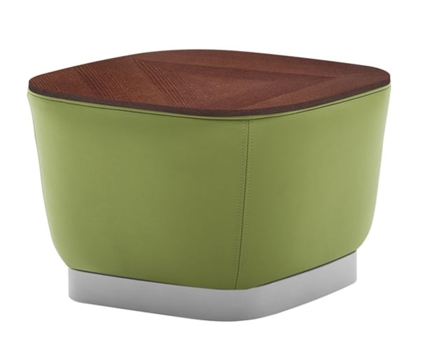 Diadema 04022, Square pouf coffee table
