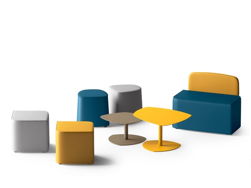 MANTRA, Pouf for waiting rooms