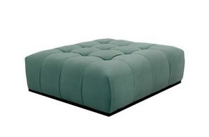 Nino, Pouf with capitonn� padding