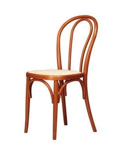 101, Bentwood chair in Vienna style, for elegant snack bar
