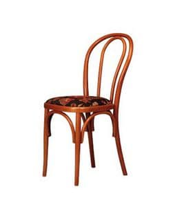103, Chair in bent beechwood, for restaurants