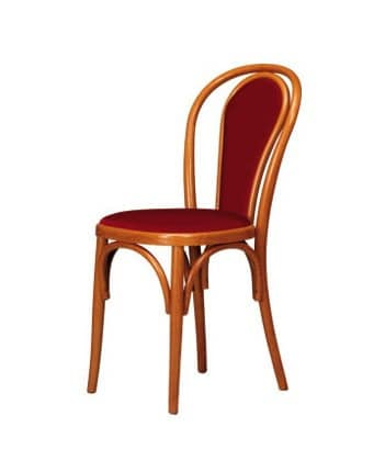V03, Chair in bent beechwood, Viennese style