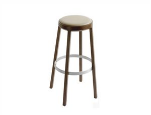 Aro 699, Stool with padded round seat