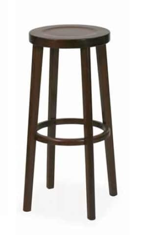 Linz-SG, Stool with round seat