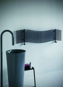Albatros, Horizontal radiator for bathroom