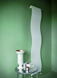 Joba, Radiator design, with a sleek shape, operate with water