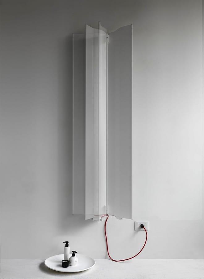 Origami, An high efficiency electric plug & play radiator