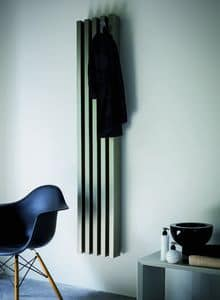 Soho, Wall radiator, with a contemporary design