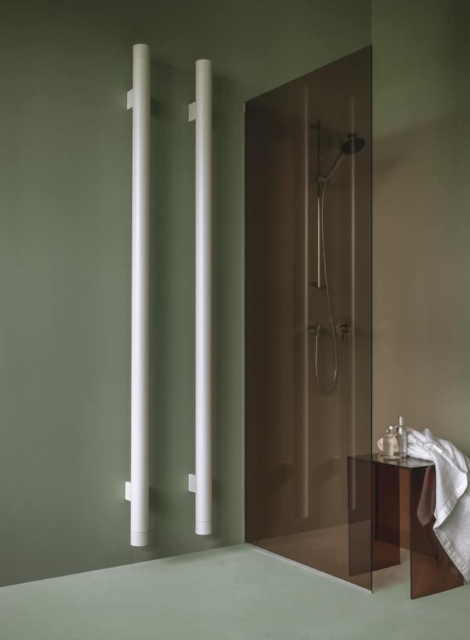 TBT, Towel rails radiator, that can also be used vertically