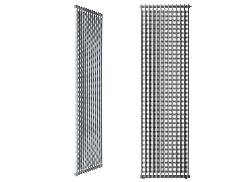 Tekno, Radiator made of tubular steel, for contract use