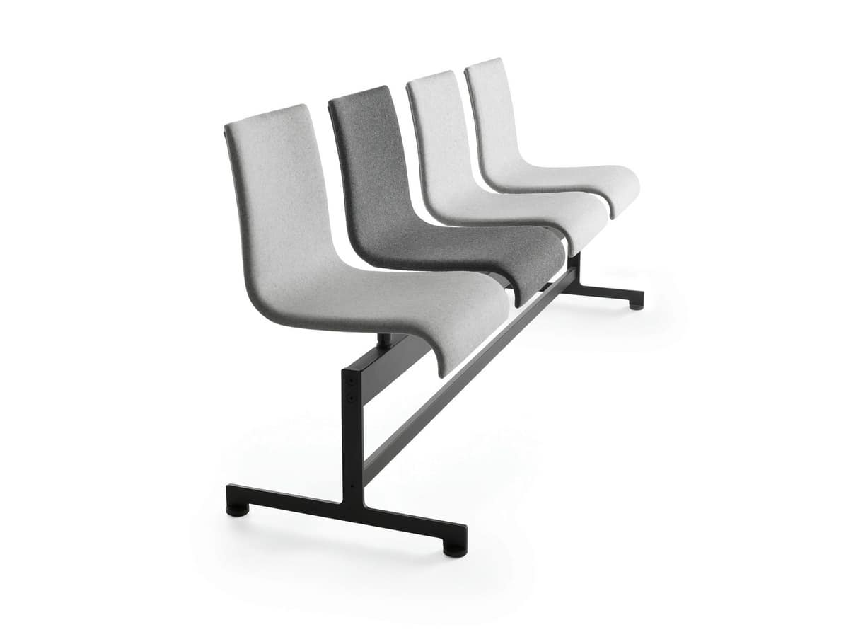 Asia BA, Multiple seating with steel structure