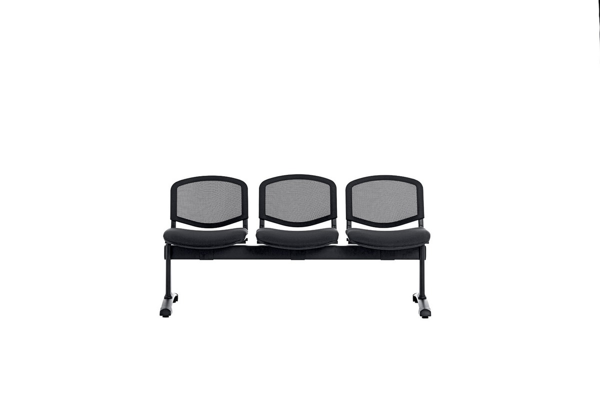 Leo Air Bench, Very comfortable waiting bench