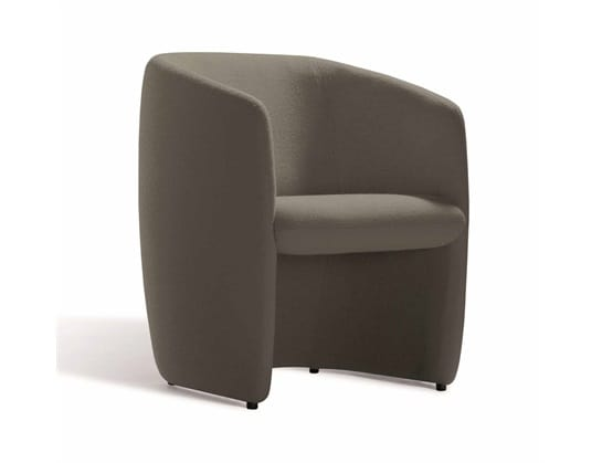 Plum 560, Armchair for contract, fireproof