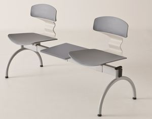 Tolo GM, Beam seating for waiting rooms and office