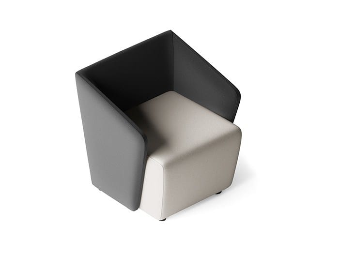 TRES, Armchair for meeting room