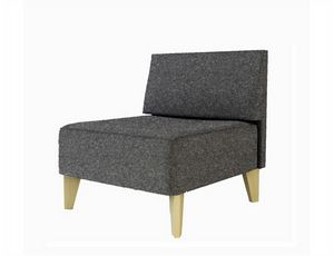 Urban 836 MOD, Modular armchair for waiting areas