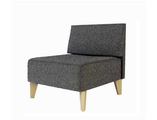 Urban 836 MOD, Modular armchair for waiting areas