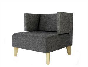 Urban 836, Customizable waiting armchair