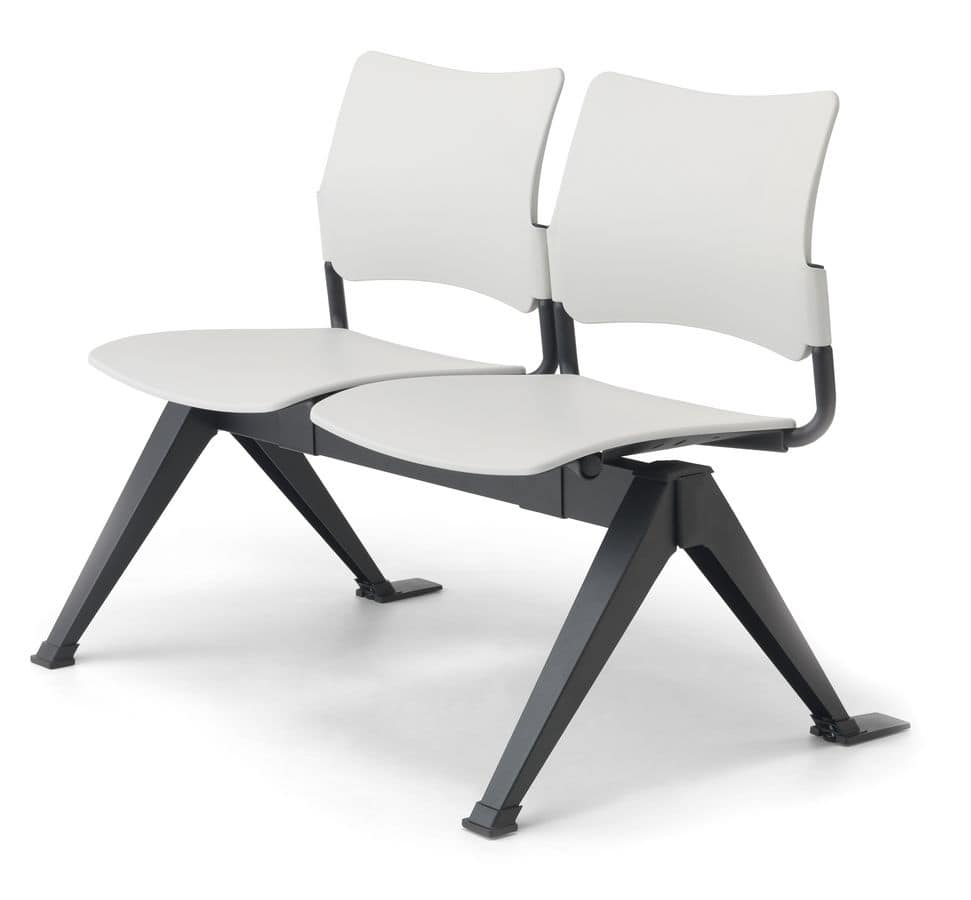 Enjoyable Seat On Beam Steel Frame For Waiting Rooms Idfdesign Unemploymentrelief Wooden Chair Designs For Living Room Unemploymentrelieforg
