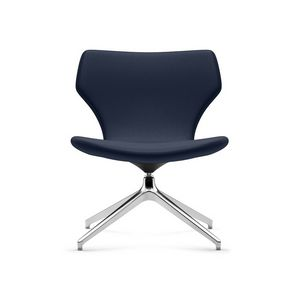 DAMATR�, Swivel armchair for 4-foot base for waiting room
