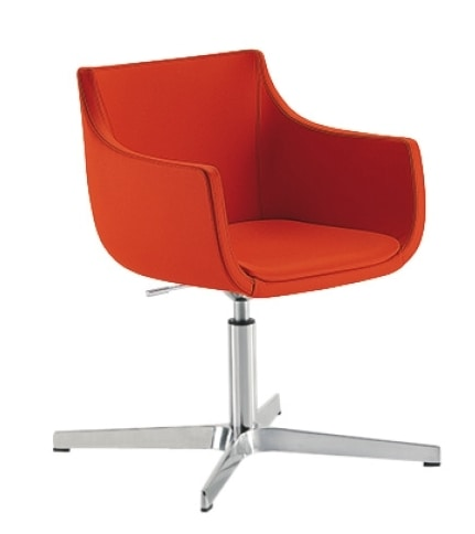 Day&Night Pad, Chair with swivel seat for waiting rooms