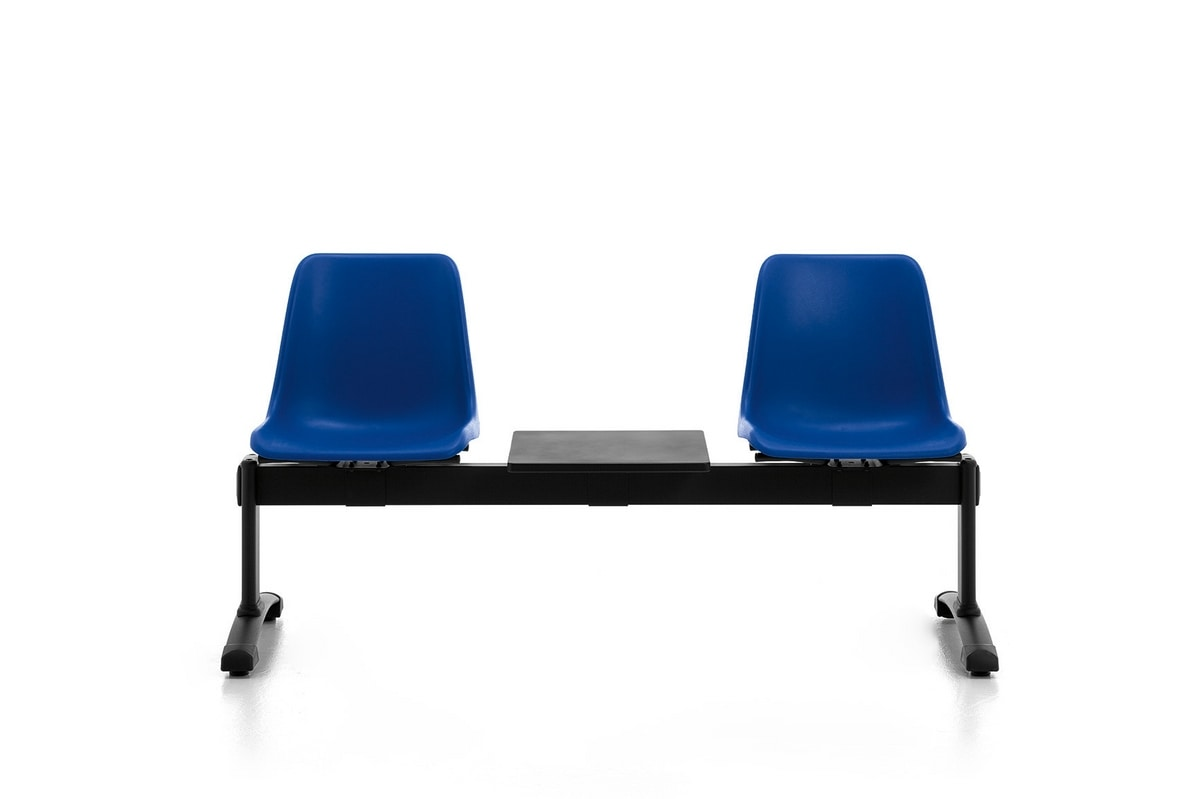 Vicenza Bench, Seating for reception and waiting areas