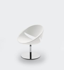 MYA, Padded chairs, various metal bases available, ideal for reception areas